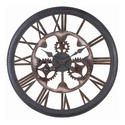 Senna Clock (Aged Black Rust) - 26