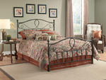 Sylvania Headboard (French Roast Finish)