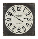 Talbert Clock (Distressed Dark Wood) - 27