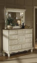 Wilshire Mule Chest (Antique White Finish)