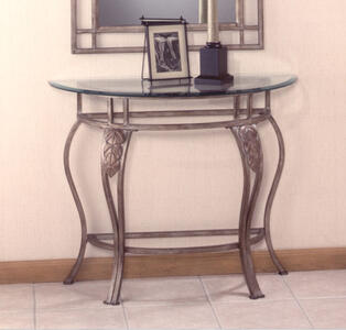 Bordeaux Console Table (Bronze Pewter Finish) - [40544OC]