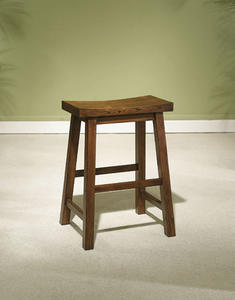 Counter Stool (Honey Brown) - [455-430]