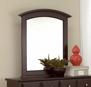 Hamilton Franklin Mirror (Merlot Finish) - [BB4-442]