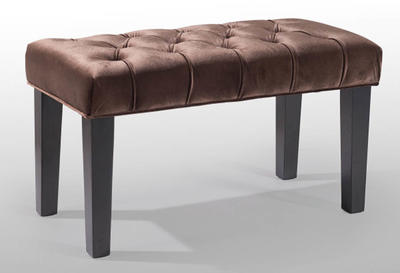 Marilyn Long Bench (Brown) - [LC2608TUBE36BR]