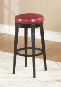 MBS-450 Backless Swivel Barstool (Red) - [LC450BARE30]