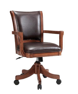 Park View Chair (Medium Brown Oak Finish) - [4186-800]