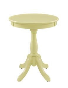 Round Table (Buttercup Yellow) - [256-352]