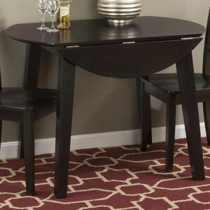 Simplicity Round Drop Leaf Table - [552-28]