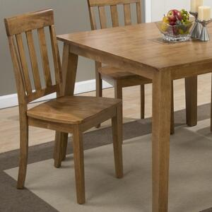 Simplicity Slat Back Dining Chair - Set of 2 - [352-319KD]