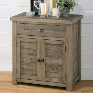 Slater Mill Pine Accent Chest made of Reclaimed Pine - [940-13]