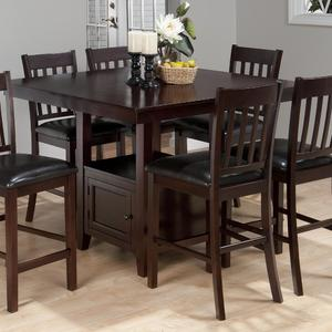 Tessa chianti casual square counter height table 933 48b933 48t tessa chianti casual square counter height table 933 48b933 48t watchthetrailerfo