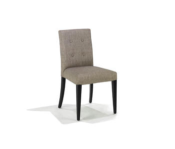 Wall St. Side Chair - Set of 2 (Gray) - [LC3107SIASH]