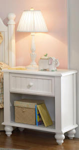 Westfield Nightstand (White Finish) - [1354-772]