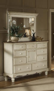 Wilshire Mule Chest (Antique White Finish) - [1172-787]